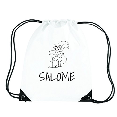 JOllipets SALOME Turnbeutel Sport Tasche PGYM5891 Design: Eichhörnchen melwQ