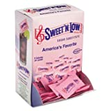 Zero Calorie Sweetener, 1 G Packet, 400 Packet/box, 4 Box/carton