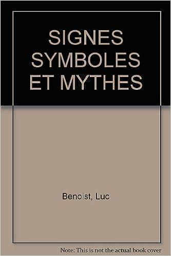 SIGNES SYMBOLES ET MYTHES