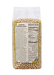 Bob\'s Red Mill Organic Soy Beans, 24 Ounce (Pack of 4)