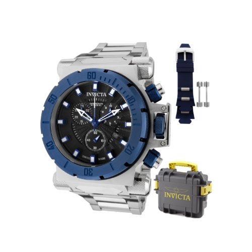 - Invicta Men's 10030 Coalition Force Chronograph Black Dial Watch