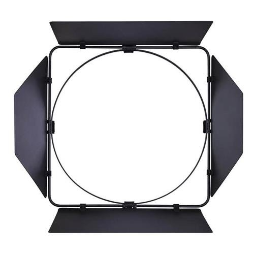 Rotolight Aluminum Barn Doors with Mounting Knobs for AEOS LED Light by Rotolight