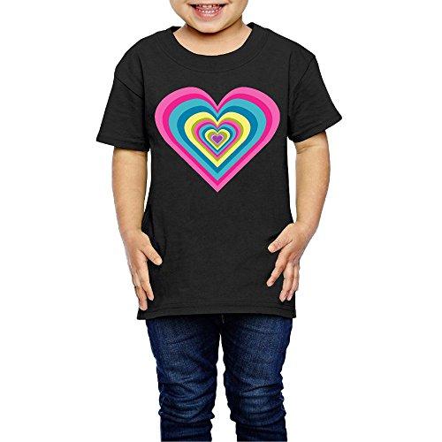 Heart Organic Kids T-shirt - 3