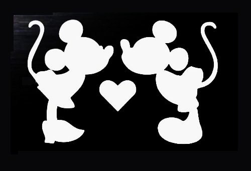 minnie mouse decal stickers - 9