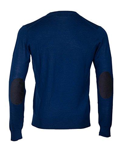 Hackett Herren Pullover blau