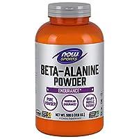 AHORA Polvo de Alanina Beta para Deportes, 500 gramos