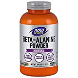 NOW Sports Beta Alanine Powder, 500 Grams