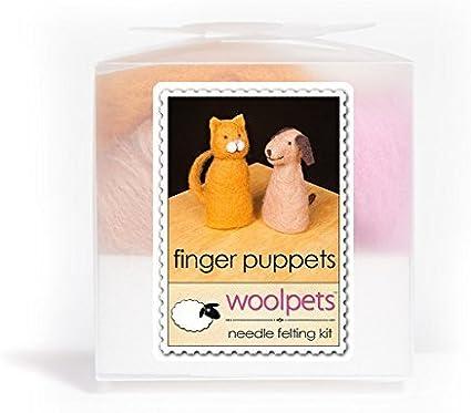 Finger Puppet Needle Felting Kits