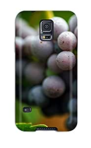Galaxy S5 Cover Case - Eco-friendly Packaging(grapes)