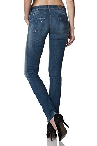 Femme jambe Wonder Push Jeans slim Up Salsa ZnFYx0R