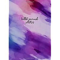 Bullet Journal: Purple Ink Notizbuch A5 Dotted: Bullet Journal Deutsch, Punktraster Notizbuch A5, Agenda Buch, Design Buch, Planer, Arbeitsbuch, ... (Punktpapier) (Volume 10) (German Edition)