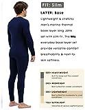 Men's 100% Merino Wool Thermal Underwear Long John