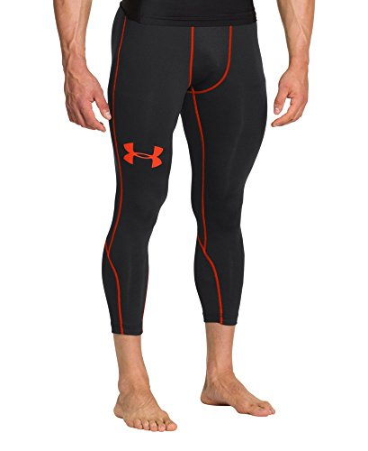 Under Armour Men's UA Combine Training Compression190; Leggings X-Large Black by Under Armour