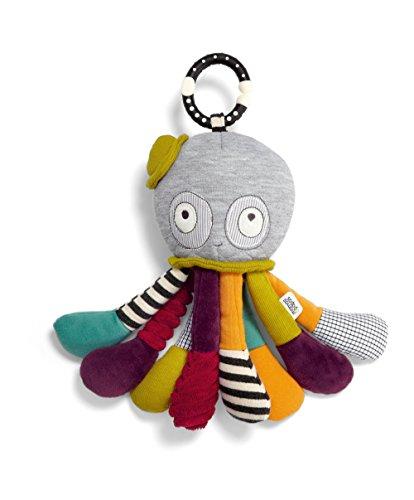 Mamas & Papas Activity Toy, Socks Octopus