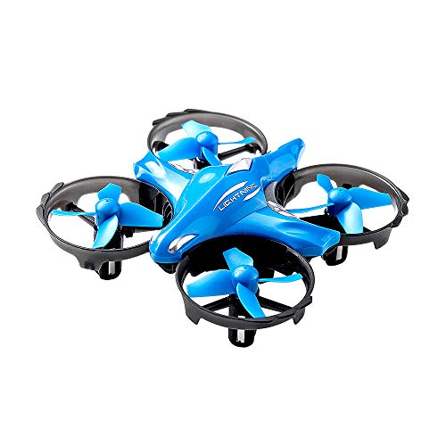 EPHYTECH Mini RC Drone Easy Infrared Sensing to Fly Even for Kids or Adults, Helicopter Quadcopter can Indoor Small Hand Operated Flying