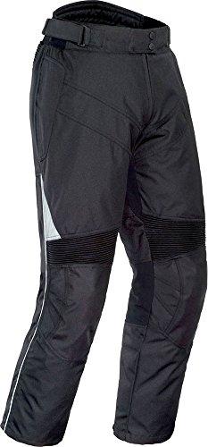 Tour Master Venture Mens Textile Motorcycle Pants - Black/X-Large