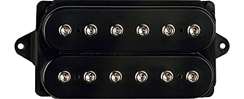 DiMarzio DP227 LiquiFire Neck Humbucker Pickup Black F-Spacing