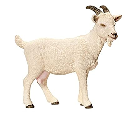 Buy Schleich Domestic Goat Toy Figure Online At Low Prices In India Amazon In