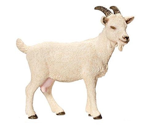 Schleich Domestic Goat Toy Figure