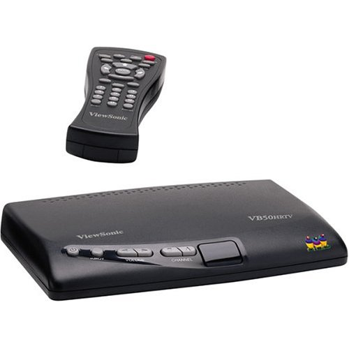 Viewsonic Viewbox Tv Tuner Box For Monitors (Vb50Hrtv) for sale  Delivered anywhere in USA