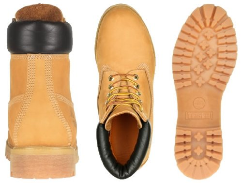 Timberland Hommes 6in Premium W / L Bottes # 10061