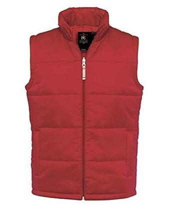ShirtInStyle Weste, Bodywarmer, Arbeitsweste, Farbe rot, Größe XXXL