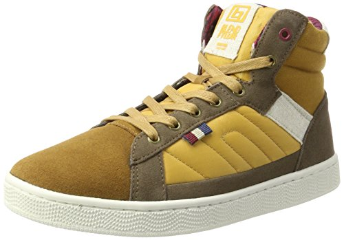 Blend Herren 20704293 Hohe Sneaker Braun (Golden Brown)