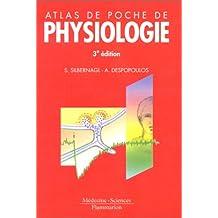 atlas de poche de physiologie 3e ed.