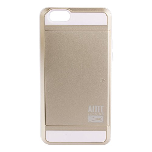 Altec Iphone Lansing (Altec Lansing All-in-One Security Case Fits iPhone 6/6S Scratch Resistant, Lightweight & Thin, Hidden Pocket for ID, 360 Degree Protection & Nicely Holds Your Phone)