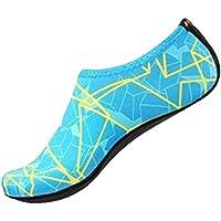 Hot Sale. canserin 2017los hombres las mujeres al aire última intervensión de secado rápido Agua Piel Zapatos Deporte Buceo Snorkel Natación calcetines Yoga Calcetines Suave Playa Zapatos Slipper