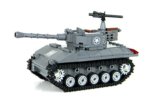 Battle Brick Custom M18 Hellcat US Army Tank World for sale  Delivered anywhere in USA