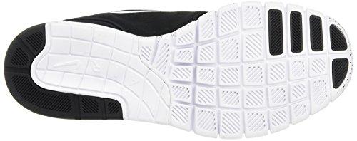 Nike Stefan Janoski Max L, Zapatillas de Skateboarding para Hombre, Weiß Blanco (Black / White)