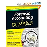 img - for ForensicAccounting ForDummies (ForDummies (Business & Personal Finance) book / textbook / text book