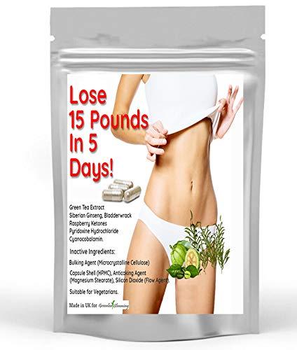 Greenleaf Slimming Fat Burn Extreme – Best Weight Loss Diet Pills Strongest Legal Fat Burner Weight Loss Supplement…