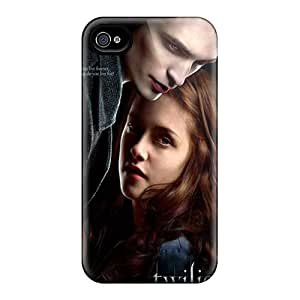 Iphone 4/4s Yxo4237qmUN Allow Personal Design Stylish Twilight Image Shock Absorption Hard Cell-phone Case -IanJoeyPatricia