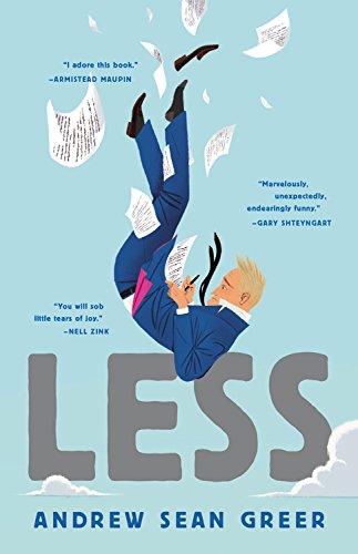 Less: A Novel cover