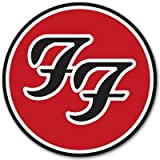 Foo Fighters american rock Vynil Car Sticker Decal - Select Size