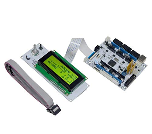 (Momeria Open Source GTM32 pro vb Control Board with LCD2004 Combo kit 1Pc )