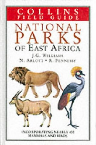 National Parks of East Africa (Collins Field Guides)