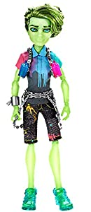 Monster High Haunted Student Spirits Porter Geiss Doll by Monster High
