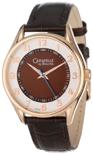 Caravelle by Bulova Men's 44A101  Strap Watch