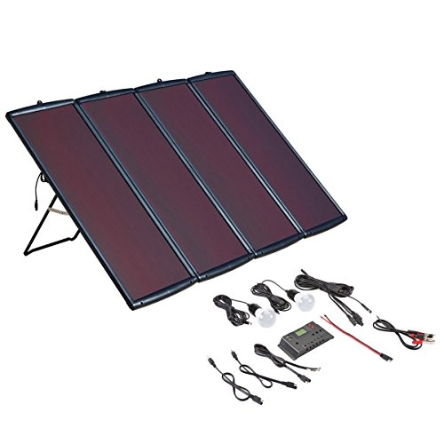 THUNDERBOLT MAGNUM SOLAR 100 Watt Solar Panel Kit