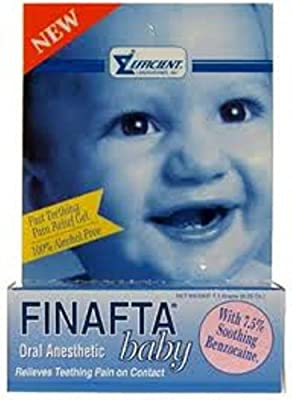 Finafta Baby Ointment 7.1 g