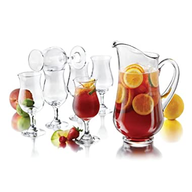 Libbey 7 Piece Sangria Set