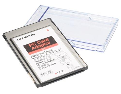 Olympus SmartMedia PC Card Adapter (MA-2E)