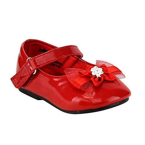 Jelly Beans Mazonsion Mazonty Ballet bow Red 2