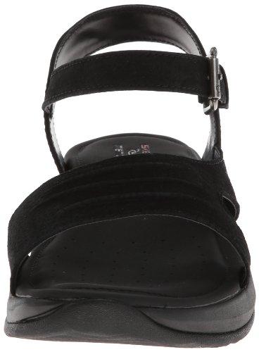 Skechers Promotes Landings - Sandalias para mujer Negro (Blk)