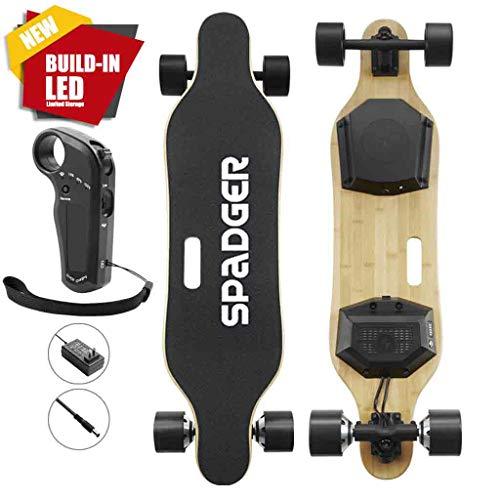 Spadger SS-K02 Electric Skateboard & Longboard Remote Contro