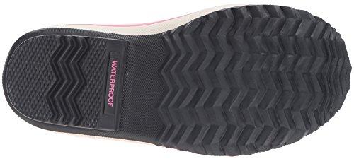 Sorel YOOT PAC NYLON - Botas de nieve con forro y caña corta de material sintético para niños rosa