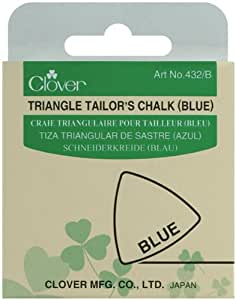 Clover Triangle Tailors Chalk-Blue